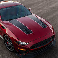 El Mustang Jack Roush Edition con 775 hp le dice sí a la transmisión manual