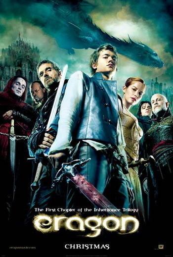 Póster de 'Eragon', una nueva trilogía comienza (y van...)
