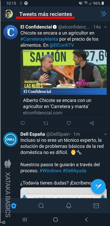 Tuits Mas Recientes