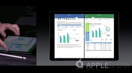 El infierno se congela: Microsoft hace una demo de Office en el iPad Pro