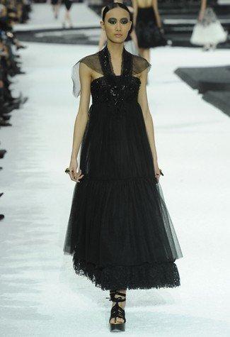 Chanel Primavera-Verano 2011. Alta Costura