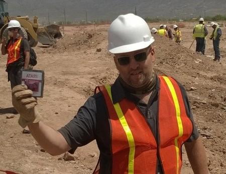 Cae la leyenda urbana: desenterrados los cartuchos de E.T.