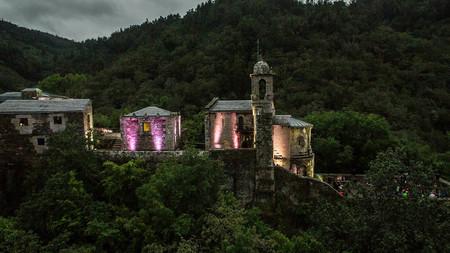 Monasterio de San Juan Caaveiro