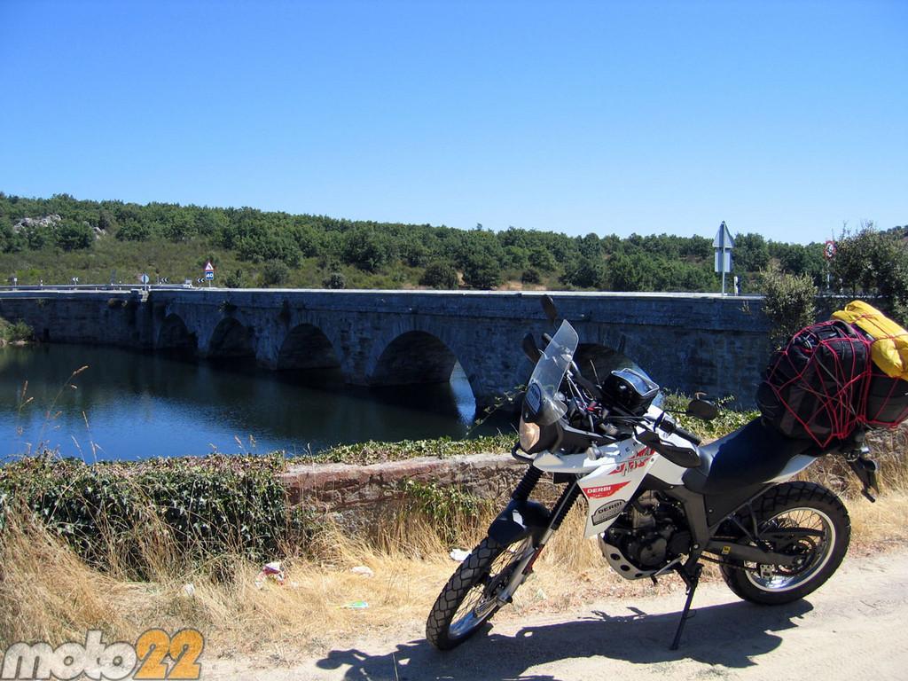 Foto de Las vacaciones de Moto 22, Finisterre-Plasencia (6/9)