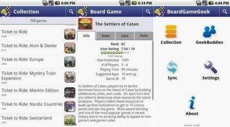 BoardGameGeek, mantén la colección de juegos de tablero en orden