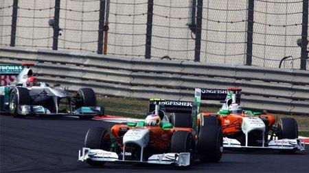 Vijay Mallya espera que Force India pueda puntuar en cada carrera en 2011