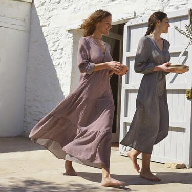 Oysho nos trae el verano de golpe con 'Mediterranean Countryside': aquí están los vestidos y bikinis que podrían causar sensación