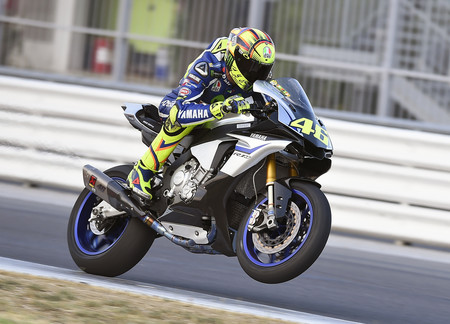 Rossi Misano 2020