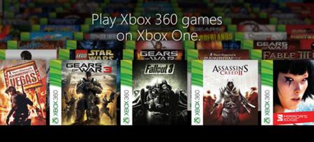 Microsoft revela los primeros 104 juegos de Xbox 360 retrocompatibles con Xbox One