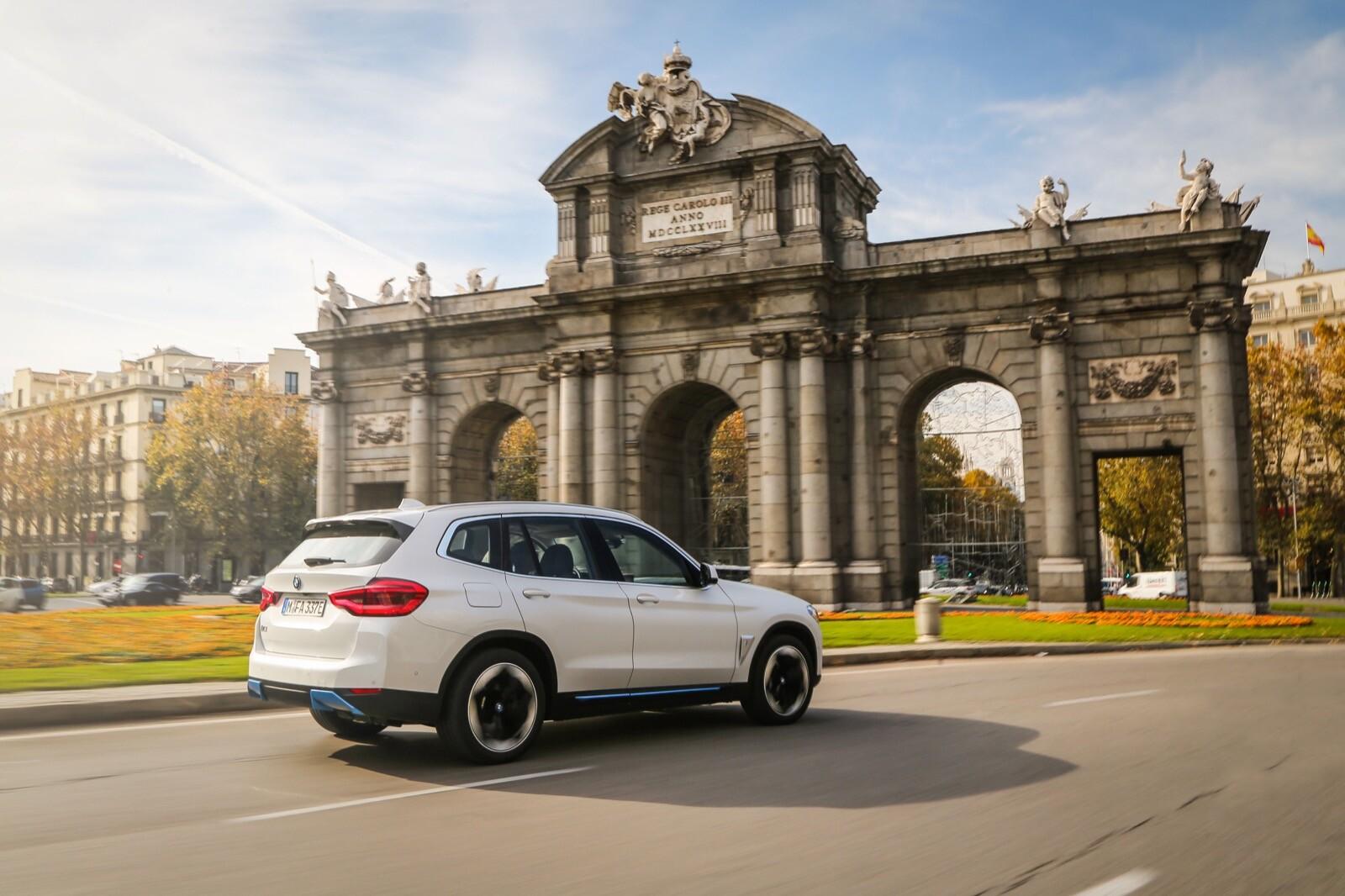 Foto de BMW iX3 (prueba) (16/65)