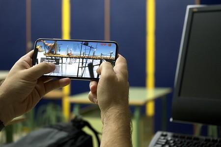 Iphone Xs Max Potencia Jugando
