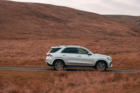 Mercedes Benz Gle 300d 4matic Amg Line