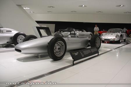 Monoplaza en formato Porsche
