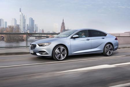 Opel Insignia Grand Sport 2017, prueba contacto