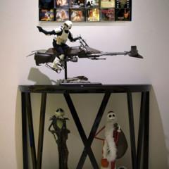Foto 8 de 14 de la galería la-casa-de-un-fan-de-star-wars-con-gusto en Decoesfera