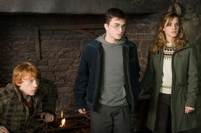 Primeras Fotos de 'Harry Potter and the Order of Phoenix'