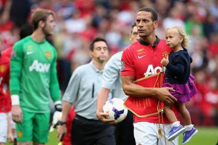El drama que vivió Rio Ferdinand al morir su mujer: de estrella del fútbol a ser mamá y papá de tres niños