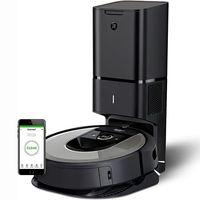 Un robot aspirador de gama alta como el Roomba i7+ con sistema de autovaciado está hoy rebajado en Amazon en 140 euros