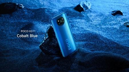Poco X3 Azul