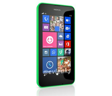 Nokia Lumia 630, uno de los Windows Phone que veremos en el MWC 2014