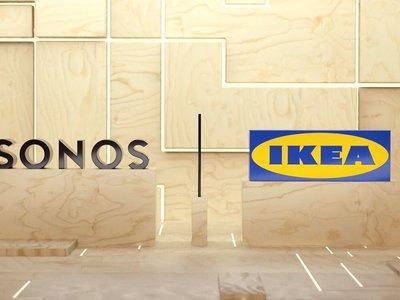 Ikea y Sonos anuncian una alianza para poner atmósfera musical a nuestros hogares