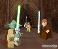 Web oficial del juego Lego Star Wars