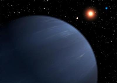Descubren una súper-Tierra orbitando un mini-sol