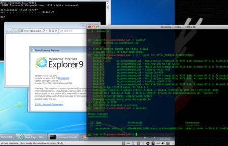 Descubierta una vulnerabilidad 0-day en Internet Explorer 6, 7, 8 y 9