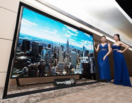 Si quieres el televisor de 110 pulgadas UHD de Samsung, hoy se pone a la venta