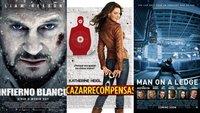 Taquilla USA: Liam Neeson triunfa, Katherine Heigl y Sam Worthington patinan