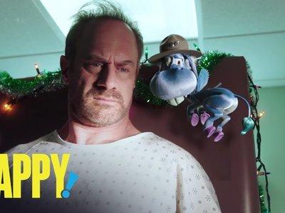 El tráiler de 'Happy!' presenta un divertido y extraño giro a los amigos imaginarios