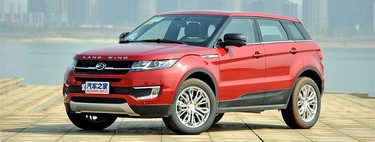 Land Rover sigue luchando contra las copias de coches en China: el Evoque de pega ya no podrá fabricarse