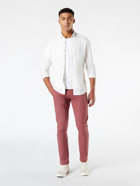 Men S Alpha Spread Collar Button Up Shirt