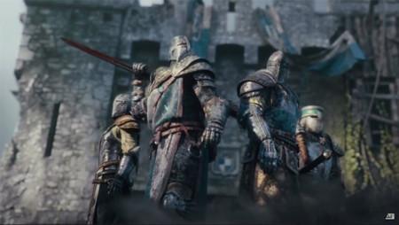 Ubisoft muestra su nueva y sangrienta IP llamada For Honor