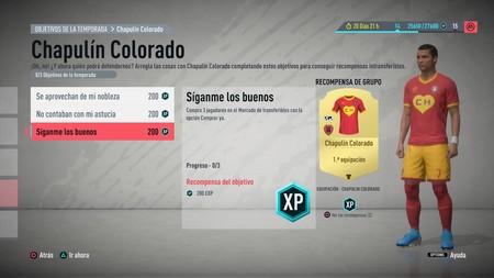 Fifa 20 C Fut En Los Menus 811