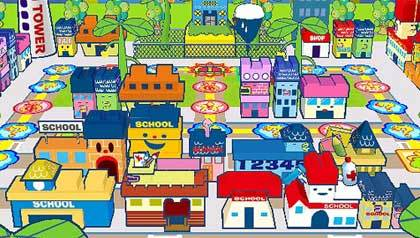 Los Tamagotchis, de fiesta en Wii