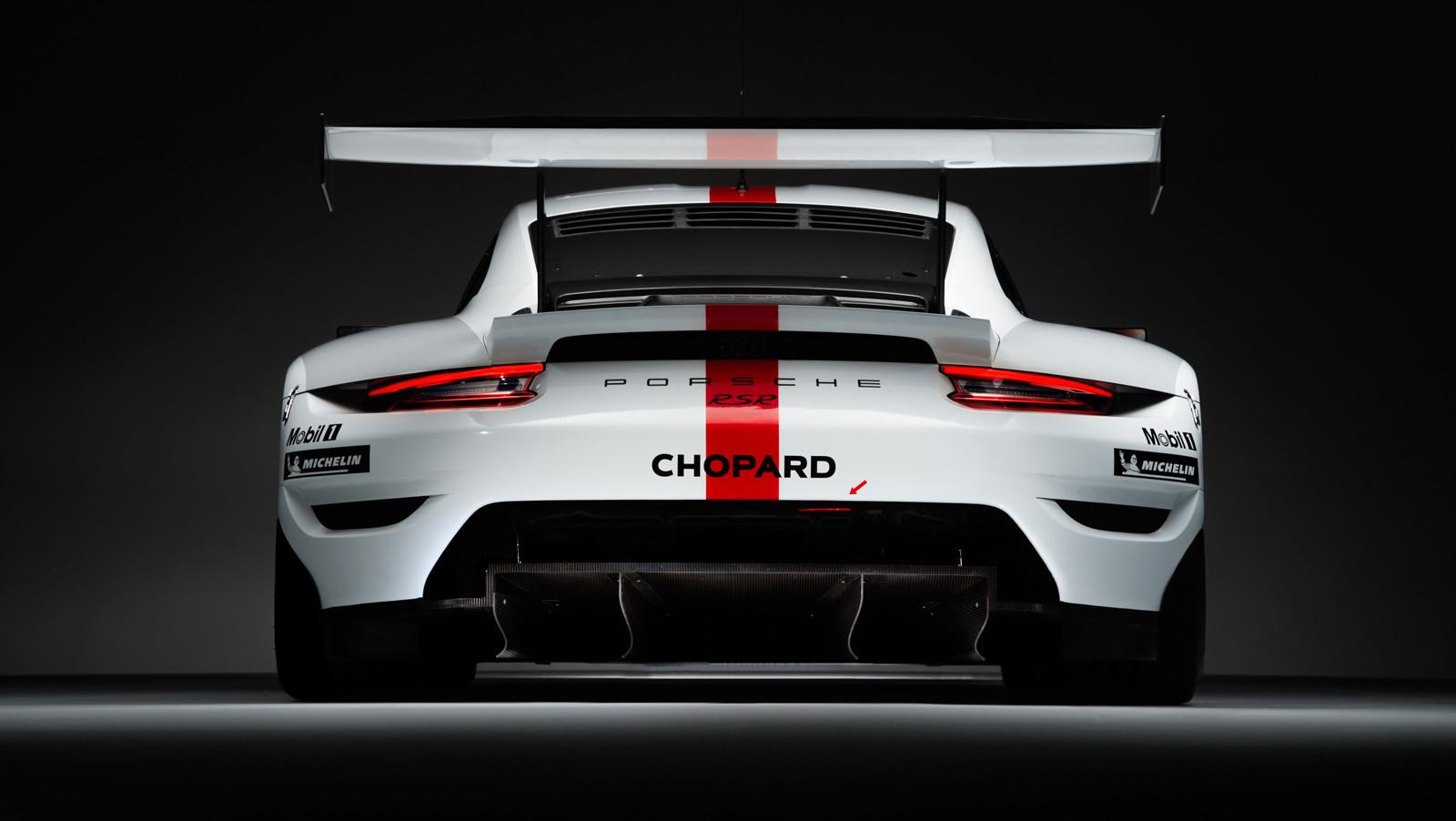 Foto de Porsche 911 RSR GTE 2019 (34/41)