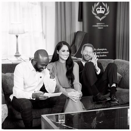 Meghan Markle y el príncipe Harry estrenan podcast y se podrá escuchar en Spotify a finales de diciembre