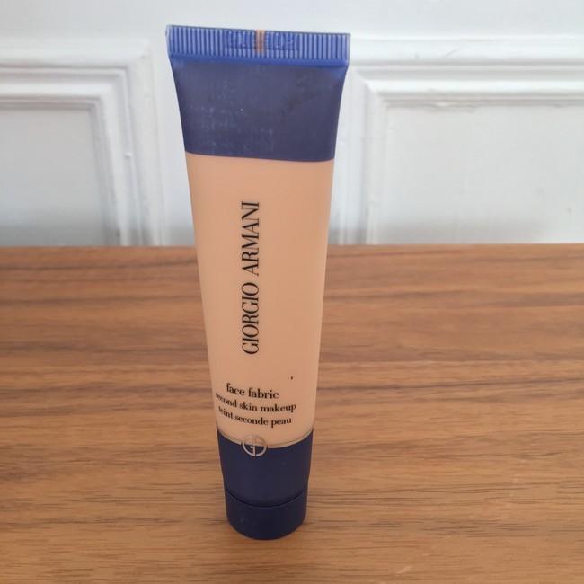 Maquillaje Armani Facefabric 1