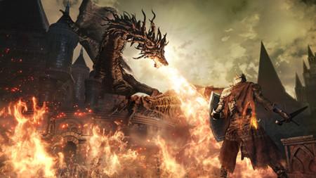 Dark Souls III nos muestra su primer video con gameplay