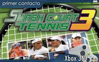 'Smash Court Tennis 3', primer contacto