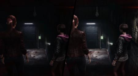 Las versiones de Nintendo Switch y Xbox One de Resident Evil Revelations 2 cara a cara en un par de vídeos comparativos