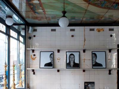Restaurante Anahi en París, un asador argentino al más puro estilo Rough Luxe