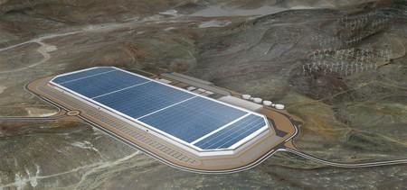 Gigafactoria Nevada