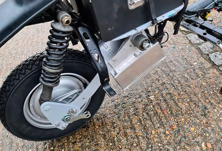 Retrospective Scooters: retrofit para modelos Vespa y Lambreta clásicas
