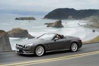El Mercedes-Benz SL, desde 104.500 euros en España