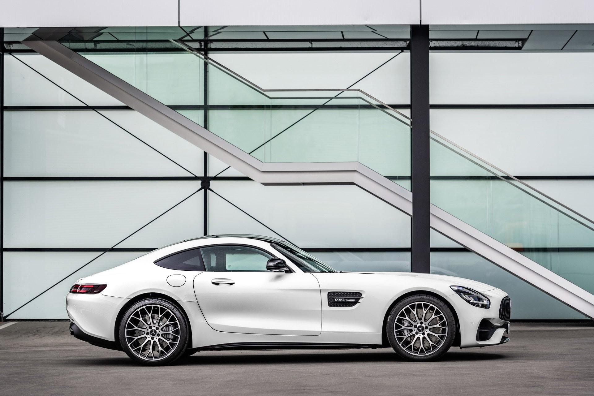 Foto de Mercedes-AMG GT 2020 (5/44)