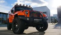 Geiger Cars Jeep Wrangler 3.6 V6