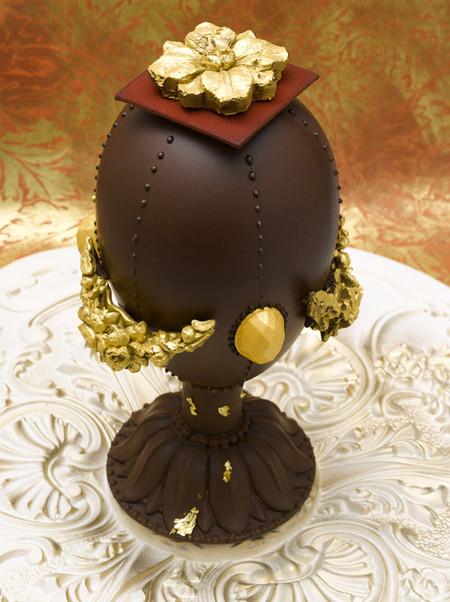 El Huevo Hermitage, para celebrar la Pascua inspirándonos en los fastos rusos