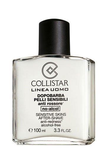 Probamos el after shave para pieles sensibles de Collistar